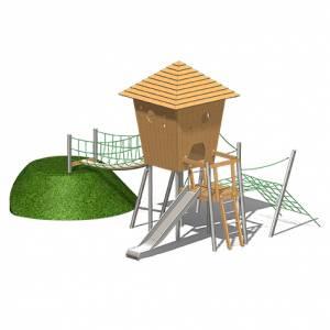 """""""Tree House 1"""" (Order-No.: 2.8045-E)"""