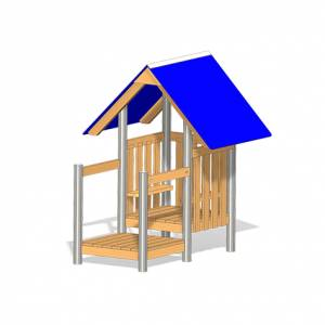 """Play House with Terrace"" (Order-No.: 2.0110-E)"