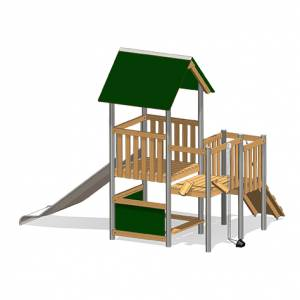 "Sand Play House ""Schnatterinchen"" (Order-No.: 2.1226-E)"