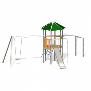 "Play Tower ""Wismar"" (Order-No.: 2.2068-E)"