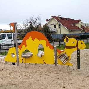 """Sand Play Dromedar"" (Order-No.: 3S-180713-61)"