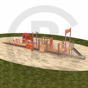 """Sand Play Reesi"" (Order-No.: 2S-201102-03-F)"