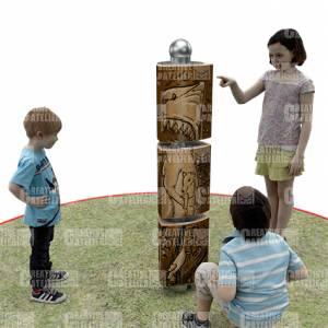 """""""Puzzle Log M2"""" (Order-No.: SK-160317-41-B)"""