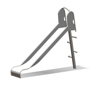 """Free Standing Slide #2, Box-shaped"" (Order-No.: 5.4056)"