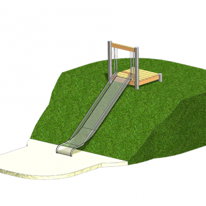 """Slide Platform, Small"" (Order-No.: 5.5050-E)"