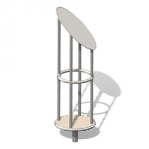 "Spinner ""Sun Mirror"" (Order-No.: 8.0085)"