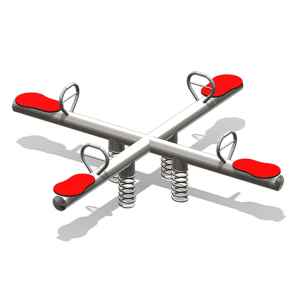 """Cross Seesaw"" (Order-No.: 6.6367)"