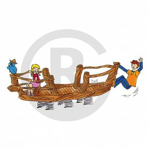 """Spring Boat Dortmund"" (Order-No.: 6S-160915-51)"