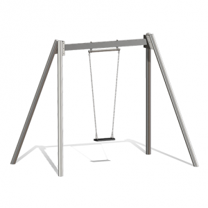 """""""Single Swing with Swing Axle"""" (Order-No.: 6.5105-E)"""
