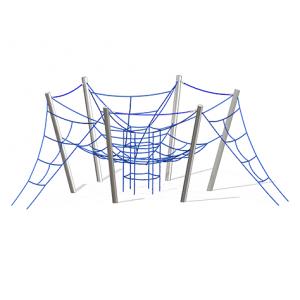 """""""Hexagon Spider Net"""" (Order-No.: 7.6630-E)"""