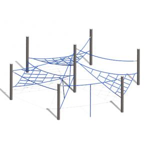 """""""Climbing Spider Potsdam"""" (Order-No.: 7.6645-E)"""