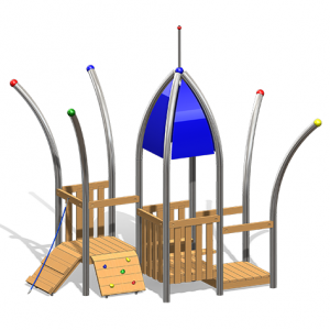 """Play House Raketchen"" (Order-No.: 3.3351-120911-51)"
