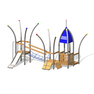 """Play House Raketchen 2"" (Order-No.: 8.0065-E)"