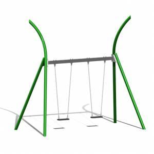"""Double Swing Grass"" (Order-No.: 6.5111-GA-F)"