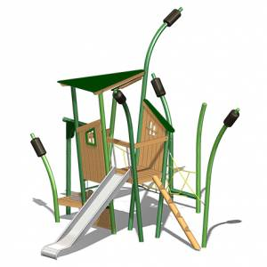 """Grass Cabin Koeln"" (Order-No.: 8S-170623-43)"