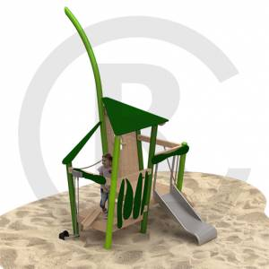 """Grass Cabin Finny IV"" (Order-No.: 8S-200625-11-GA)"