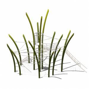"""""""Grass Spider III, small"""" (Order-No.: SK-190520-41-GA-VF)"""