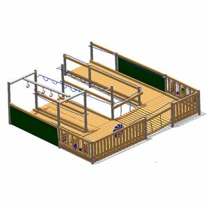 "Barrier-free Playground ""Rue du Teris"" (Order-No.: 8.0300-140219-41)"