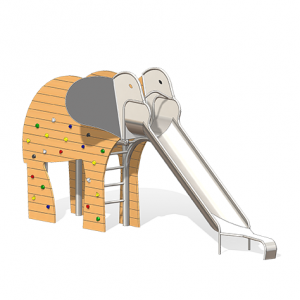 """Wooden Elephant"" (Order-No.: 8.0437-E)"