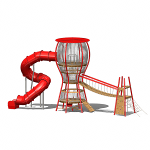 "Play Tower ""Frasers Landing"" (Order-No.: SK-161118-91)"