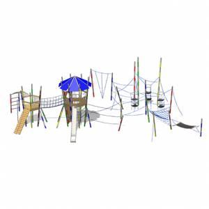 """Mikado Construction """"Lichtenberg-Halle"""" (Order-No.: 1.0064-EM)"""