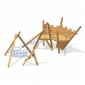 "Fischers Fritze ""Pirates Structure"" (Order-No.: 2.2647)"