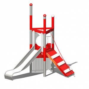 "Mini-Leuchtturm ""Melide"" (Best.-Nr.: 2S-130822-41)"