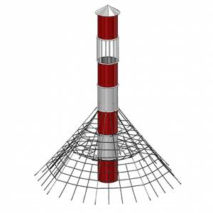 "Leuchtturm ""Falkenwiese"" (Best.-Nr.: 2S-170714-41)"