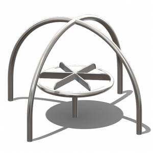 """Horizontal Water Wheel"" (Order-No.: 3.3161-E-E)"