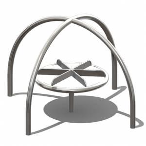 """Horizontal Water Wheel"" (Order-No.: 3.3161-E-E)"