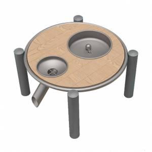 """Sand Table Pergola"" (Order-No.: 3S-200106-10)"
