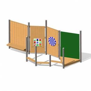 """""""Play Wall"""" (Order-No.: 3.3310-E)"""