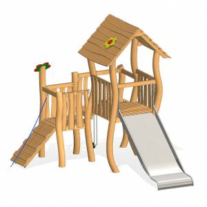"""""""Sand Play House Lucy"""" (Order-No.: LP 1.0044)"""