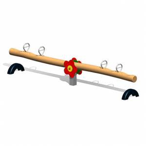 """""""Seesaw Lucy, 4 seats"""" (Order-No.: LP 1.0060)"""