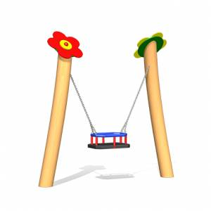 """""""Toddlers Swing Lucy"""" (Order-No.: LP 1.0100)"""