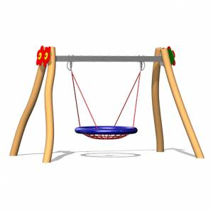 """""""Nest Swing Lucy, small"""" (Order-No.: LP 1.0121)"""
