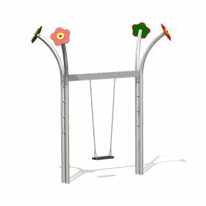 """""""Flower Swing Lucy Style"""" (Order-No.: LP 1.0280-E)"""