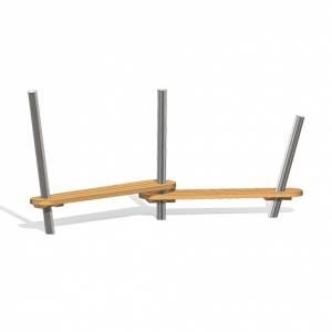 """Stilt Seat, large"" (Order-No.: 4.0048-E)"