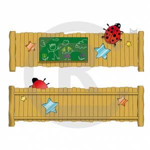 "Play Fence ""Star-Bug"" (Best.-Nr.: 3S-160509-91)"