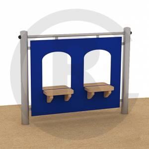"""""""Play Wall Werkhof II"""" (Order-No.: 3S-200421-01)"""
