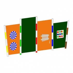 """Play Wall Rathmannsdorf"" (Order-No.: 3S-201116-26-EM)"