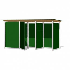 """""""Tool Shelter III"""" (Order-No.: 4S-140120-21)"""