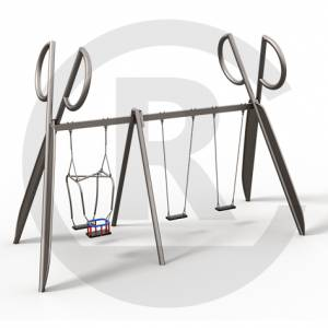"""Swing Combination Scissors"" (Order-No.: 6S-201012-03)"