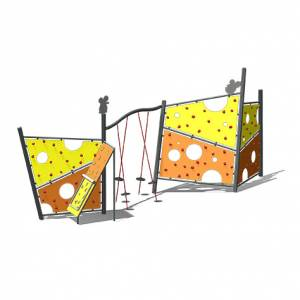 "Climbing wall ""Mousetrap with Cheese II"" (Order-No.: SK-160623-92)"