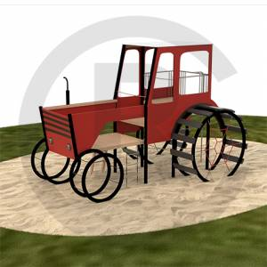 "Play Combination ""Tractor II"" (Order-No.: SK-201110-02-F)"