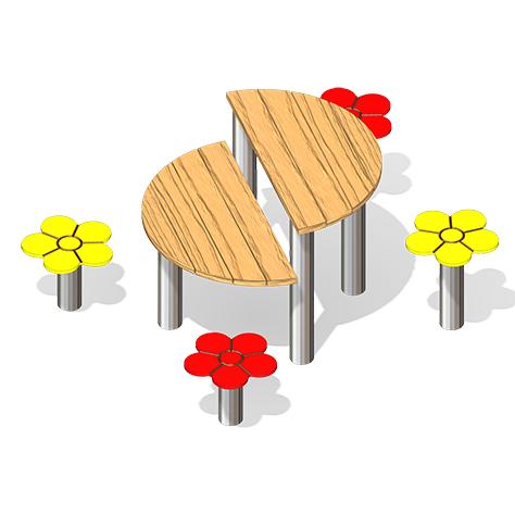 """Seating Arrangement """"Herne"""" (Order-No.: 4.0075-140917-41)"""