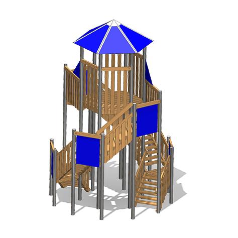 """Observation Tower"" (Order-No.: 4.1000-E)"