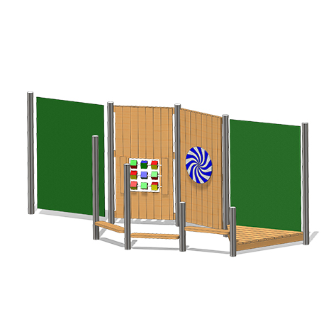"""Spielwand 1"" (Best.-Nr.: 3.3315-E)"