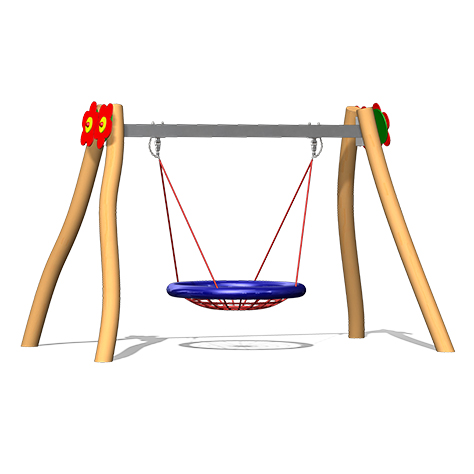 """Nest Swing Lucy, small"" (Order-No.: LP 1.0121)"