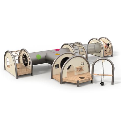 """Kobito tunnel combination """"Mina"""" (Order-No.: 10.2901)"""